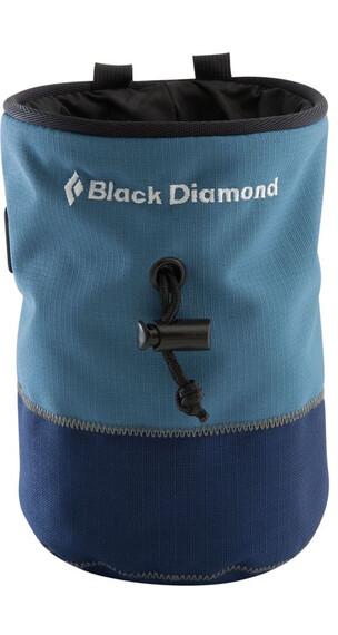 Black Diamond Mojo Repo Chalk Bag Repo Blue